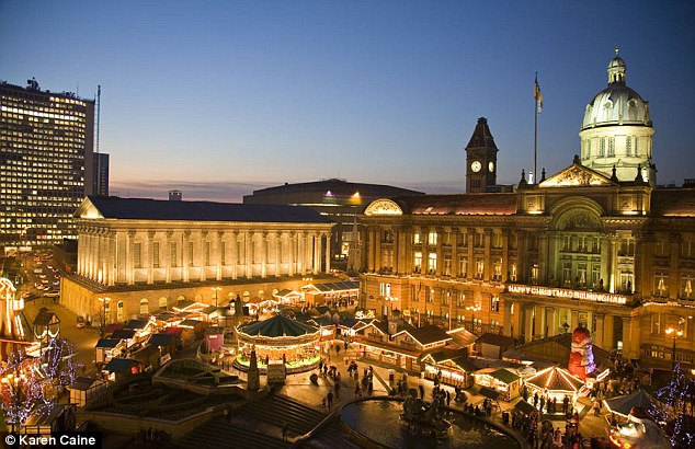 Get your boyfriend to take you to a romantic Christmas market ...