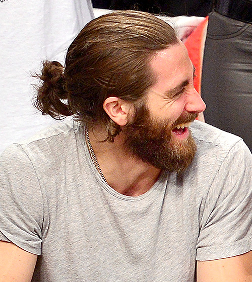 Man Bun Mania 10 Of The Hottest Male Celebrities Rocking